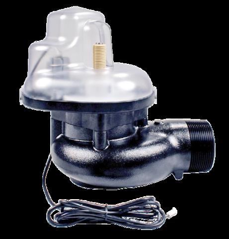 Клапан двухходовой/отсечной NHWB 1,5