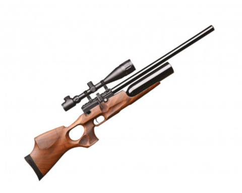 Puncher. maxi.3 к.5,5мм орех Jumbo (пневматическая PCP винтовка)