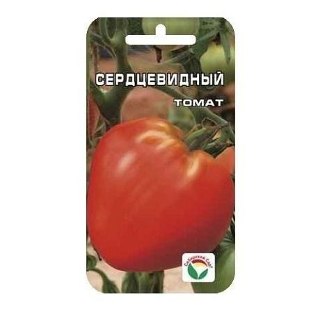 Сердцевидный 20шт томат (Сиб сад)