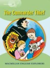 Explorers 3 The Camcorder Thief Reader