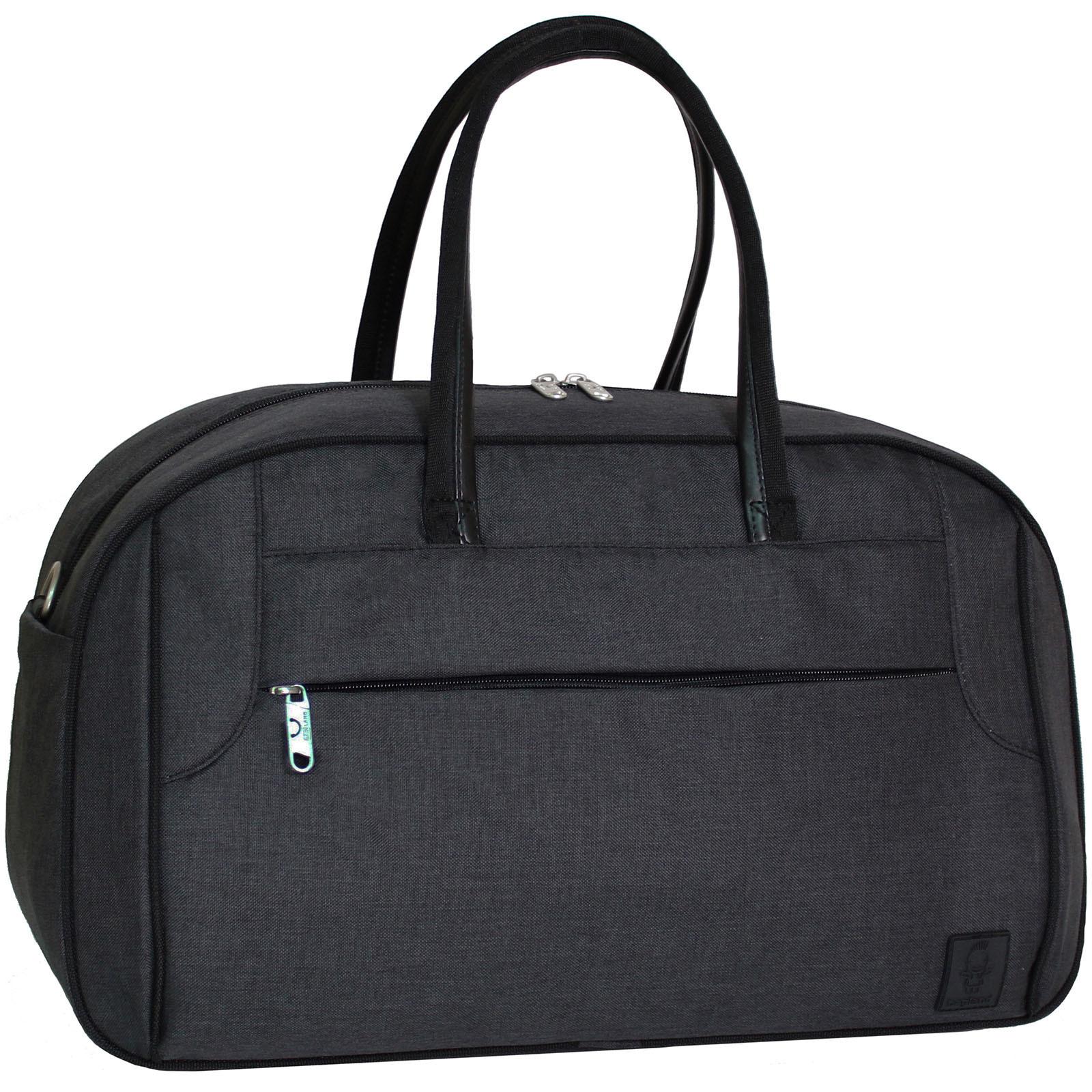 Дорожные сумки Сумка Bagland Тунис 34 л. Черный (0039069) IMG_2024.JPG