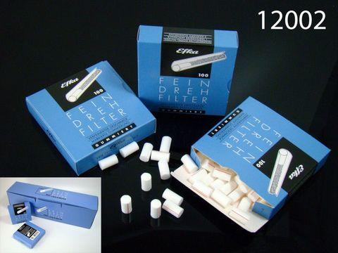 Фильтры для самокруток Efka 100 шт
