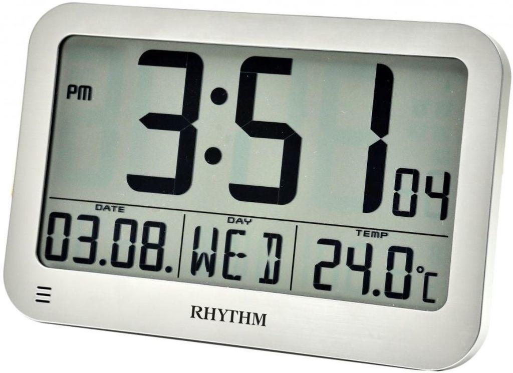 Часы-будильник Rhythm LCT084NR19