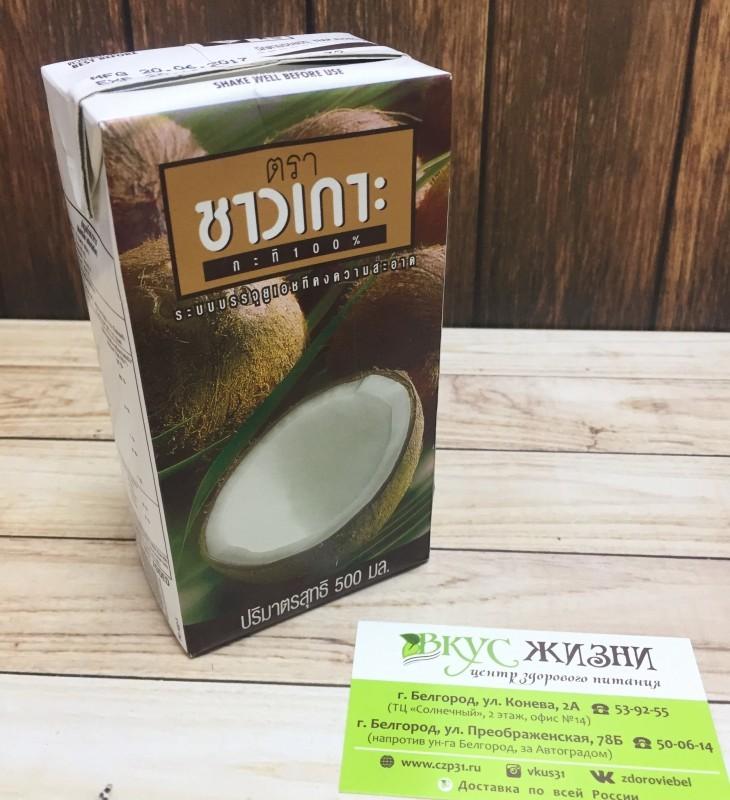 Кокосовое молоко CHAOKOH, 500мл