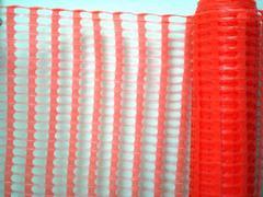 Сетка для аварийного ограждения, ячейка 50х22мм, рулон 1х50м