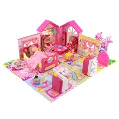 KAWAII MELL  Модульный дом для куклы Мелл.(512609)