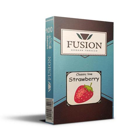 Табак Fusion Soft Strawberry 100 г
