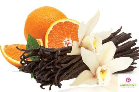 Ванильный апельсин отдушка косметическая, 10 мл