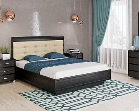 Кровать КАМЕЛИЯ КР-1051_1054