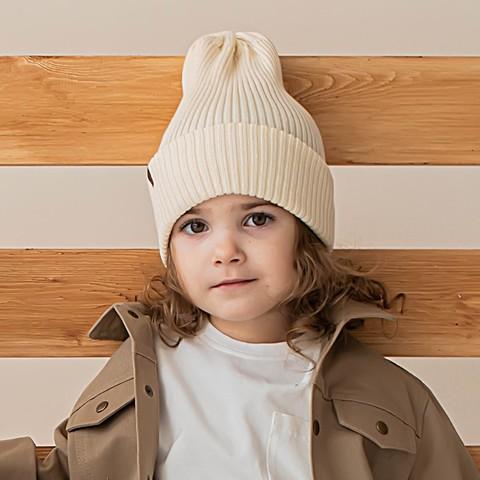 Cotton hat - Heavy Cream