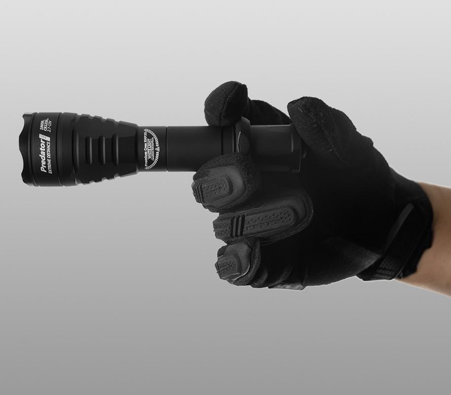 Тактический фонарь Armytek Predator Pro (тёплый свет) - фото 4
