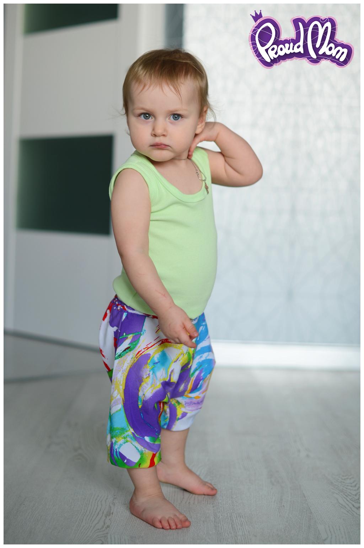 Детская маечка Легкость бытия салатовая - Фото 17