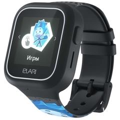 Умные часы-телефон Elari ELARI FixiTime Lite, черный