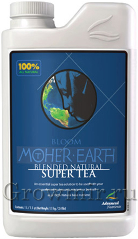 Mother Earth Super Tea Organic Bloom (1л)