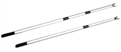 Съемник, вилка D6-006 (Z6-006), L1250 мм,  2-х секционная