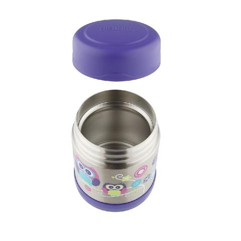 Термос детский для еды Thermos F3008OW Food Jar (0,29 литра), фиолетовый