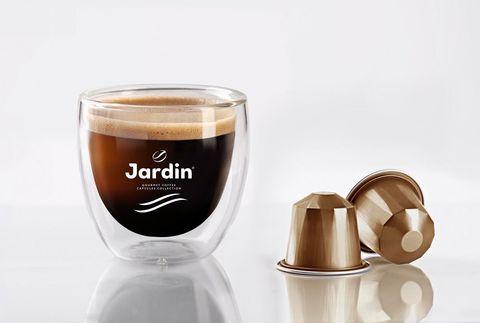 Кофе капсулы «JARDIN» Vanillia (Nespresso) 5г х10