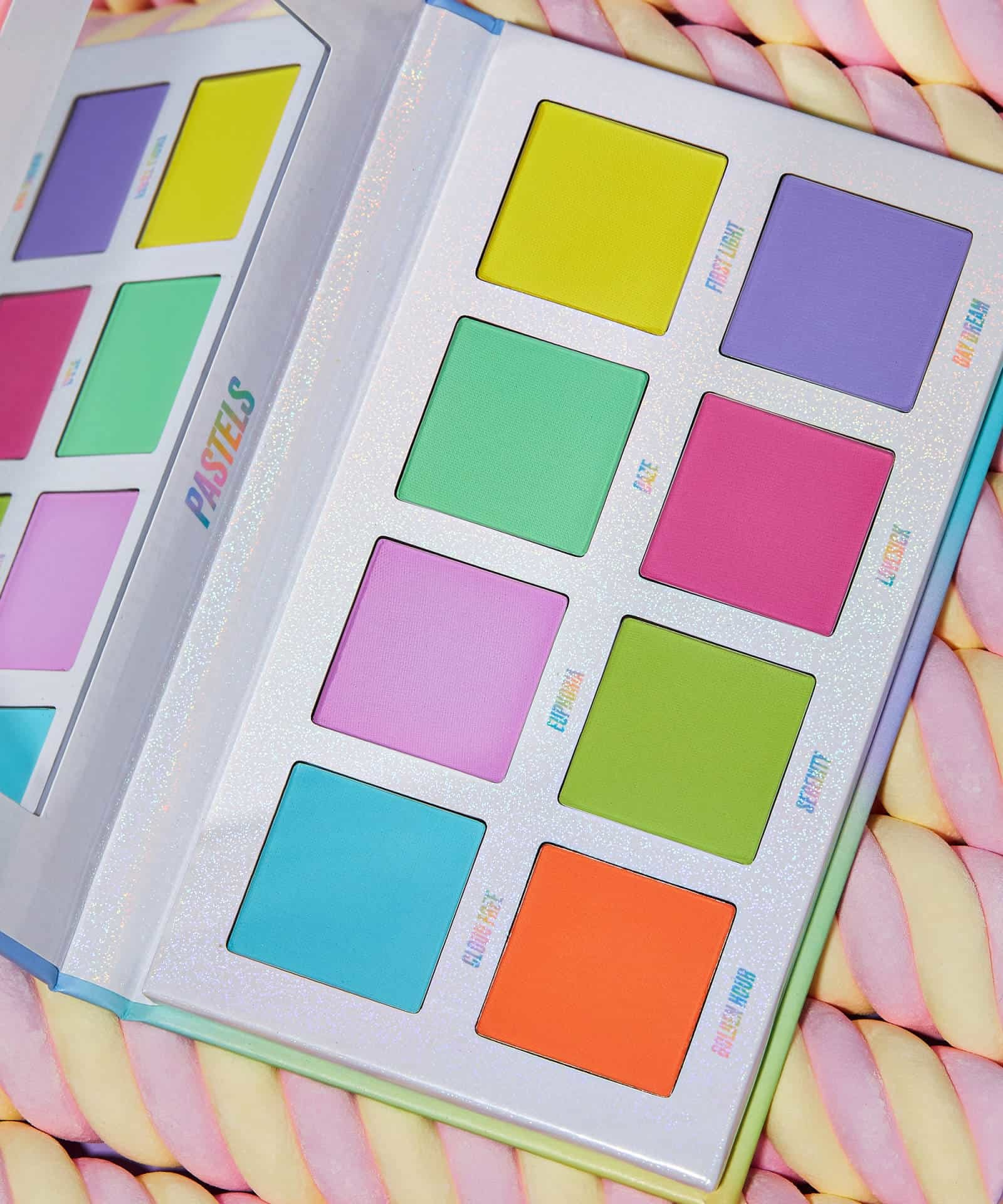 Beauty Bay The Pastels Palette