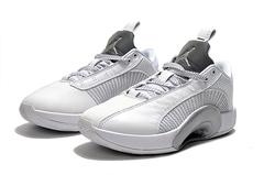 Air Jordan 35 Low 'White Metallic'