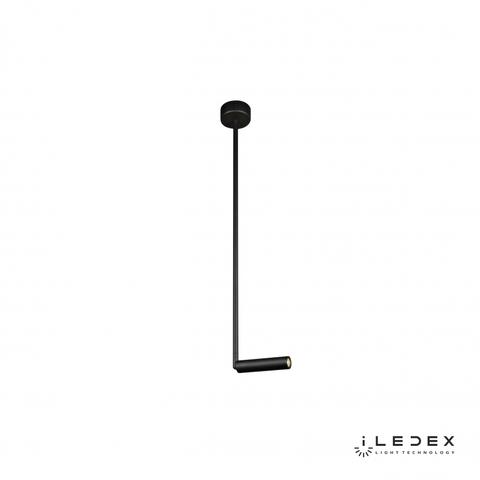 Потолочный светильник iLedex Telescope 7009/1PS BK