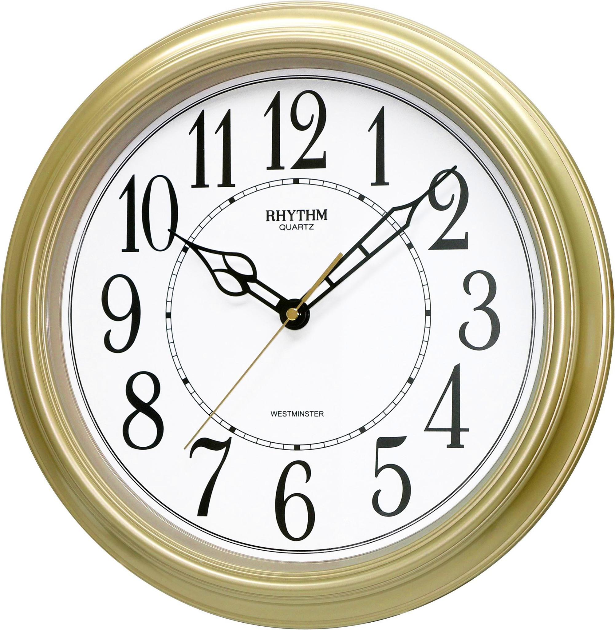 Настенные часы Rhythm CMH726NR18