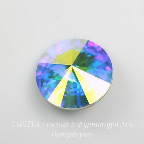 1122 Rivoli Ювелирные стразы Сваровски Crystal AB (16 мм)