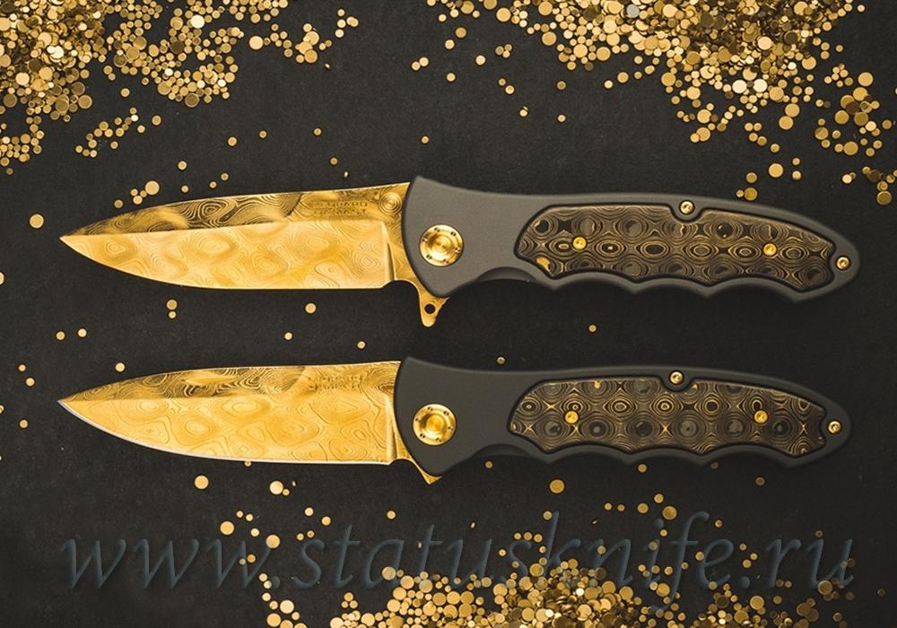 Нож Boker Leopard Damast III 110227DAM Collection - фотография