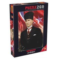 Puzzle Mustafa Kemal ATATÜRK 260 pcs