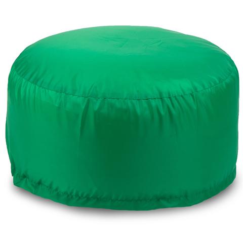 Пуффбери Внешний чехол Кресло-мешок Таблетка  30x55x55, Оксфорд Зеленый