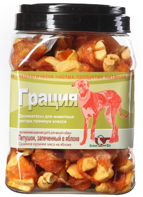 Лакомства Лакомство для собак Green Qzin Грация 2 грация2.png