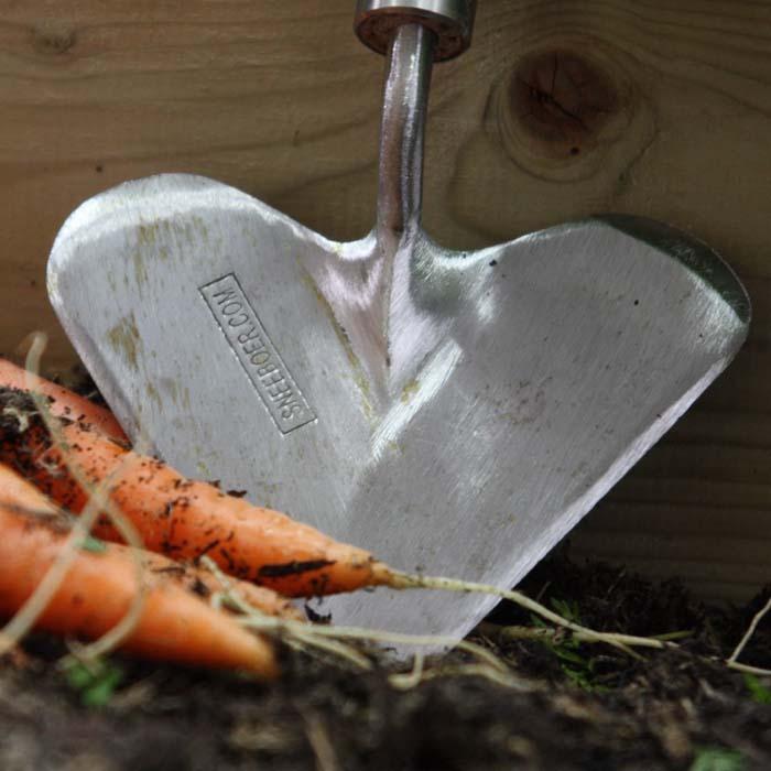 """Совок садовый с формой лезвия """"Сердце"""" Sneeboer"""