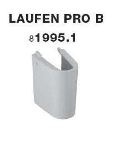 Полупьедестал для раковины Laufen Pro 8.1995.1.000.000.1