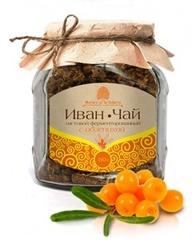 Иван-чай с травами, Сибирский Кедр, Облепиха, 80 г