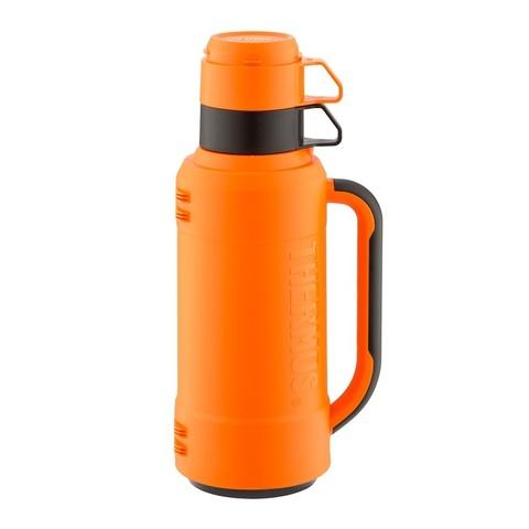 Термос Thermos Champion (1 литр) стеклянная колба, оранжевый