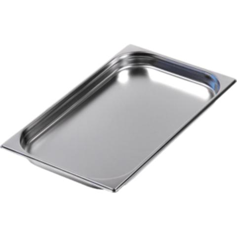 Гастроемкость (11040) GN1/1*40mm, 530х325х40*0,6мм (нерж.сталь)