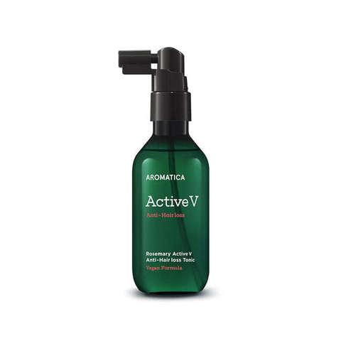 AROMATICA  Rosemary Active V Anti-Hair Loss Tonic Питательный тоник для укрепления корней