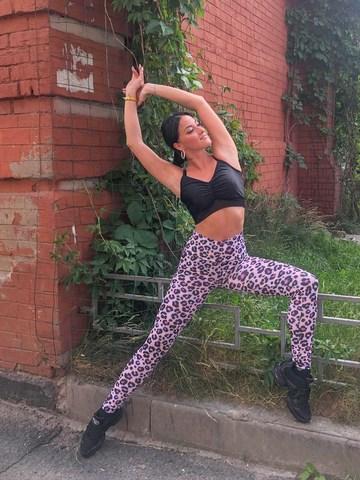 Лосины для танцев и фитнеса