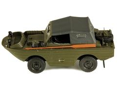 GAZ-46 khaki 1:43 DeAgostini Auto Legends USSR #100
