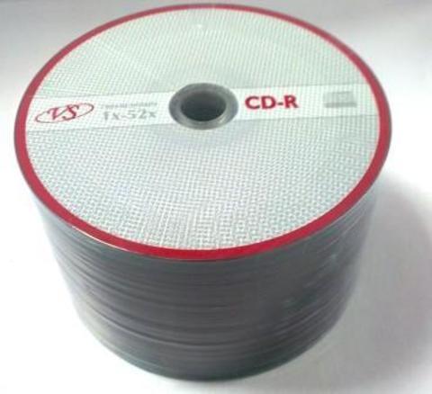 Диск VS CD-R 80 52x Bulk/50