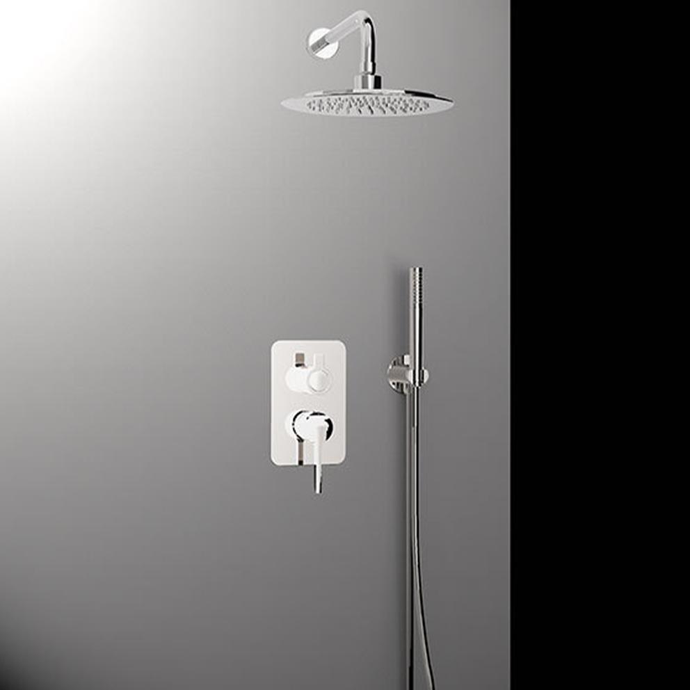 Встраиваемый смеситель для душа с душевым комплектом YPSILON K6615022 на 2 выхода