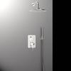 Встраиваемый смеситель для душа с душевым комплектом YPSILON K6615022 на 2 выхода - фото №2