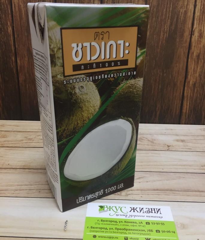Кокосовое молоко CHAOKOH, 1000мл