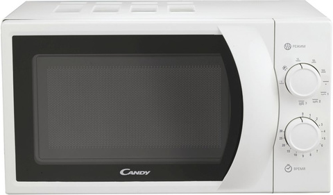 Микроволновая Печь Candy CMG20W 20л. 700Вт белый