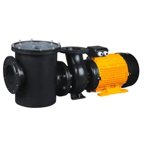 Насос CFRP150-125-15 с префильтром чугунный 210-272 м3/час 15кВт 380В PoolKing