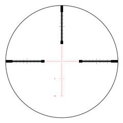 Прицел Veber для пневматики II 3-9X40 AOE RG