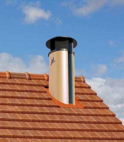 Надежный дымоход – теплый и безопасный дом!