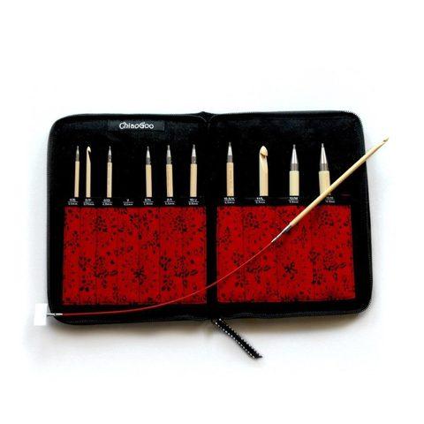 ChiaoGoo Набор крючков для тунисского вязания