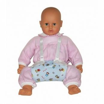 Распорки/бандажи медицинские детские (Фрейка) Бандаж на тазобедренный сустав, при дисплазии тазобедренного сустава. Перинка/подушка Фрейка 8402.jpg