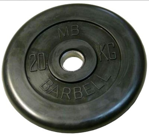 Диск Barbell MB 10 кг (26 мм)