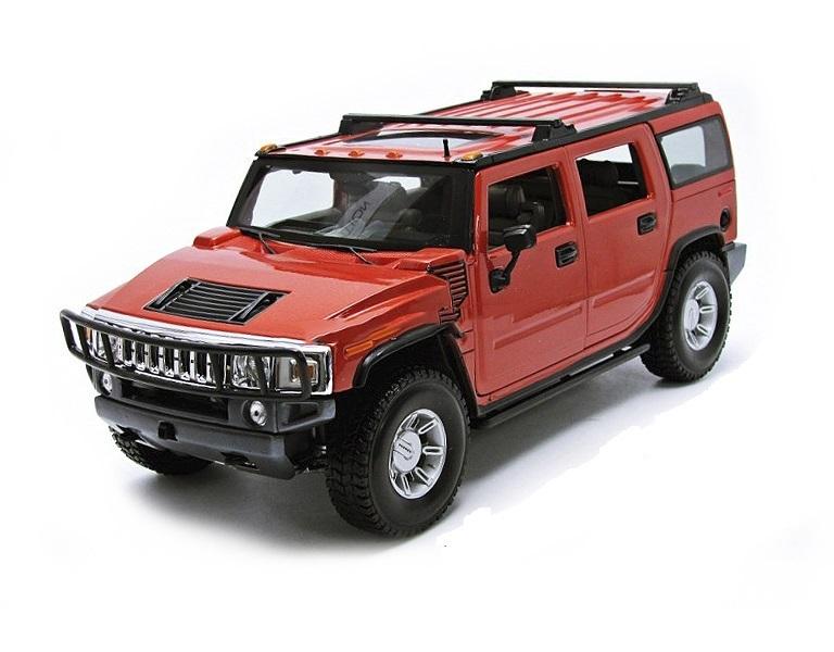 Коллекционная модель Hummer H2 SUV 2003